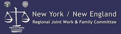 NY-NE Regional Work and Family Committee